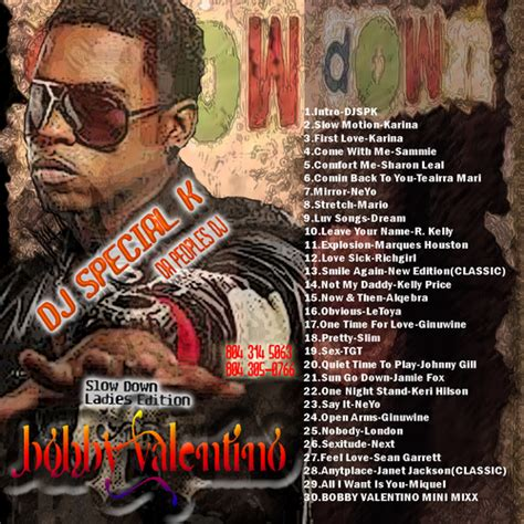 Bobby Valentinos Anonymous Explodes As 1 Most Added Single At Radio by Bobby V Various Artists Hosted By Dj Special