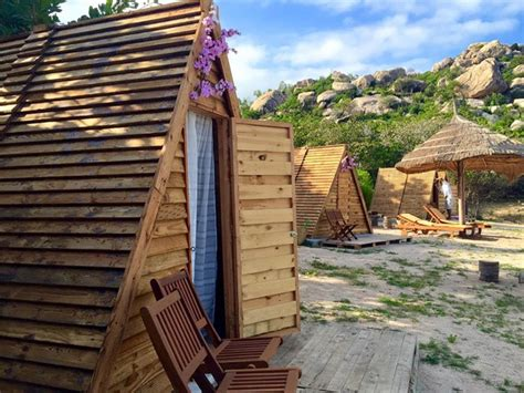 wooden tent vietnam offers sweet wood and bamboo tent gling news