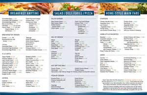 hospital menu template project management paul baumgarten