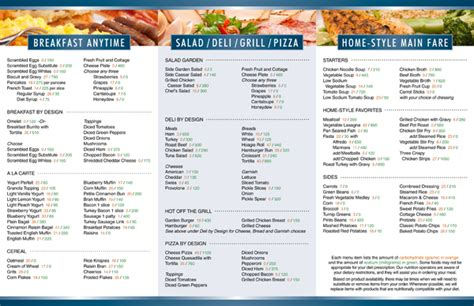hospital menu ideas pictures to pin on pinterest pinsdaddy