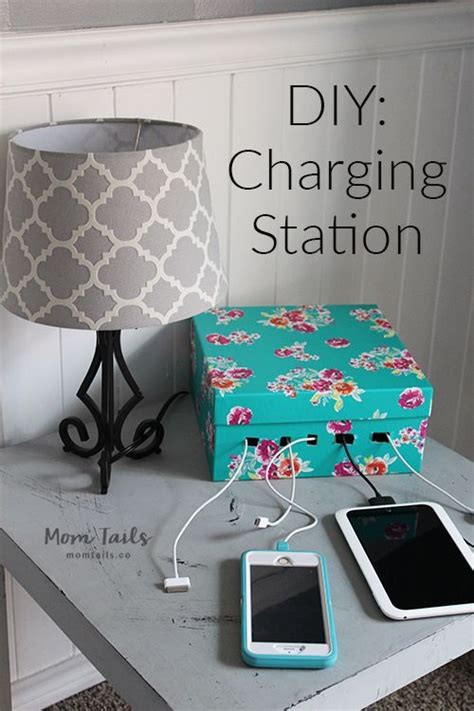 diy charging stations diy charging station it s time to get rid of all the ugly