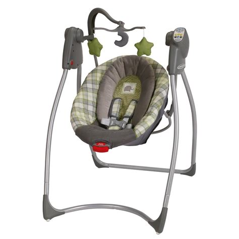 graco swing seat com graco comfy cove lx infant swing roman