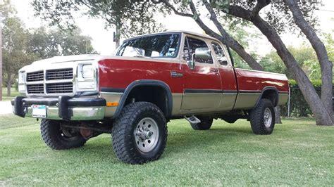 1993 dodge w250 cummins for sale 1993 dodge diesel w250