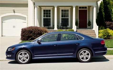 Kia Made In America 2012 Volkswagen Passat Profile Photo 8