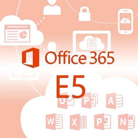 Office 365 E5 New Office 365 Enterprise E5 Plan Replaces E4 Even