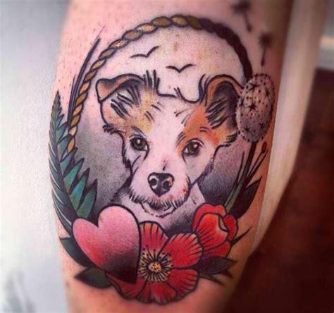 tattoo pinterest dog dog tattoo tattoos traditional pinterest