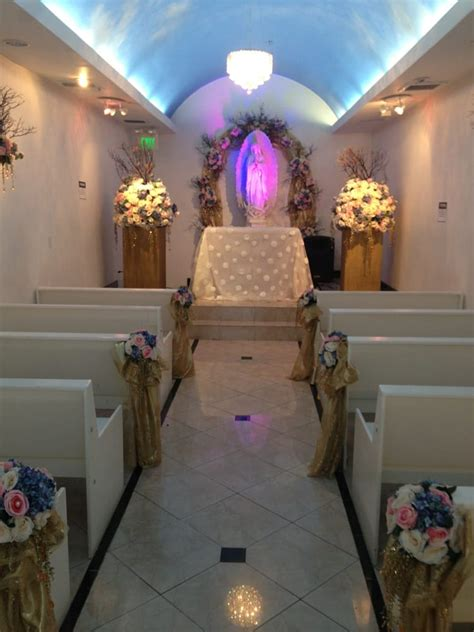 wedding chapels in los angeles california guadalupe wedding chapel 77 photos officiants