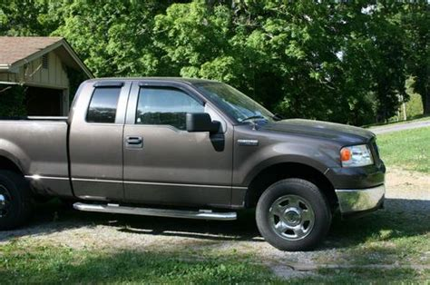 how petrol cars work 2006 ford f150 transmission control find used 2006 ford f 150 xlt extended cab pickup 4 door 5 4l in kingsport tennessee united