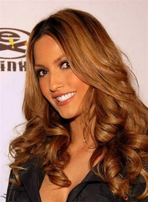 golden brown hair color pictures of light golden brown hair color