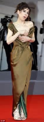 Hawkins Wardrobe by Izabel Goulart Stuns In Mini At Venice Festival