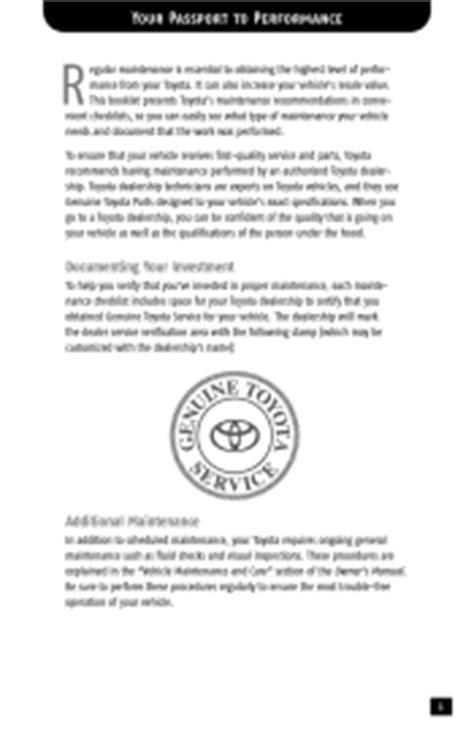 Toyota Warranty Check How Do You Check Transfer On 2005 Matrix 4wd