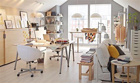 decoracion oficina ikea ideas para montar el despacho en casa foto 2