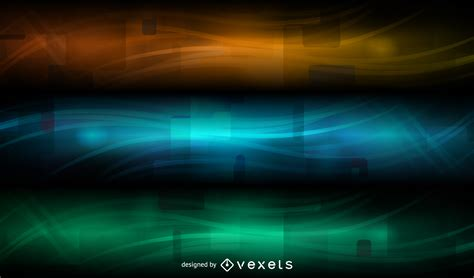 banner background abstract banner background vector