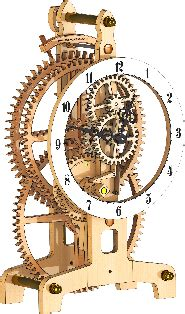 wooden clocks wooden clock plans wooden gear clock