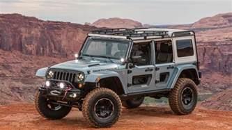 Jeep La 2018 Jeep Wrangler Readies For Los Angeles Auto Show Debut