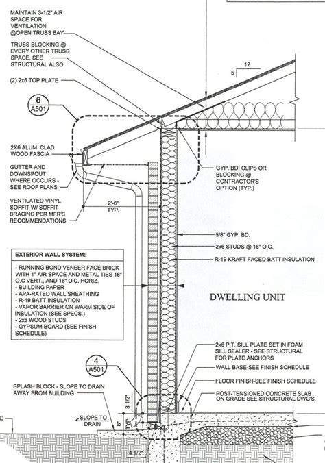 House Plan Details by 48 Best Detail Drawings Images On Detailed