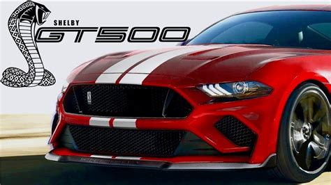 2019 shelby gt500 ford mustang gt500 2018 autoforum