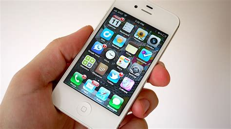 iphone 4s review the verge