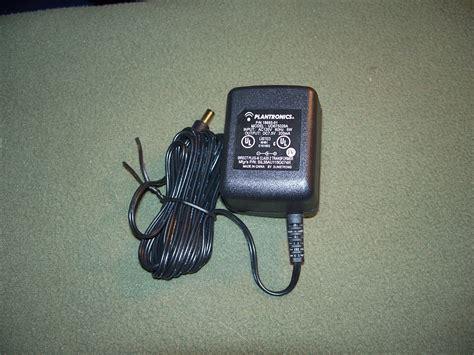 5v 200ma Power Supply by Plantronics Ud075020a Ac Adapter 7 5v Dc 200ma 18685 01