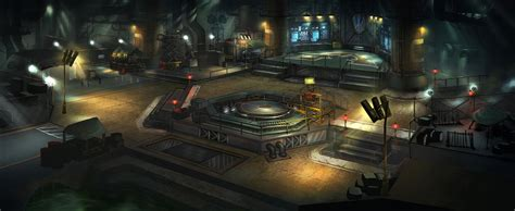 Design A Home Game Free by Art Of Justin Cho Underground Army Base Concept