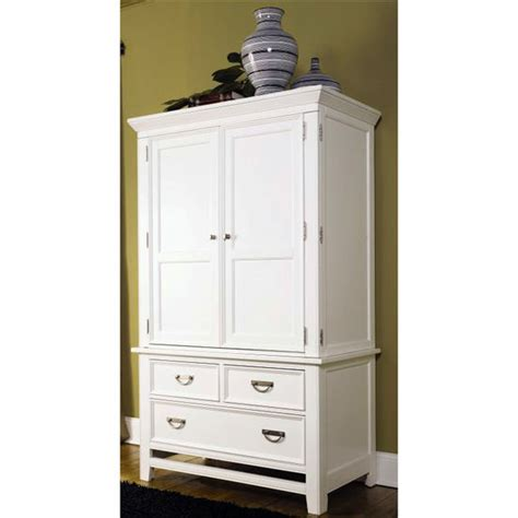white entertainment armoire entertainment centers ashton white collection tv armoire