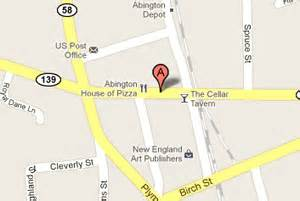 Abington House Of Pizza by Click On Map For Directions