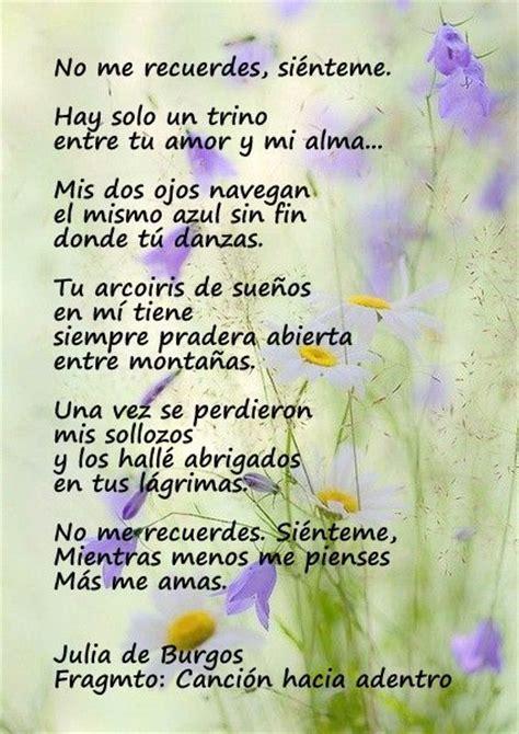 Imagenes Sensoriales Del Poema A Julia De Burgos   julia de burgos puertorrique 241 a poes 205 a poetry pinterest