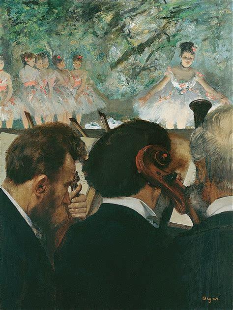 gt gt lukisan dan biografi edgar degas lukisan original karya pelukis maestro terkenal