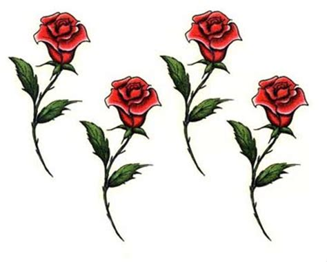 poison rose tattoo clipart best clipart best