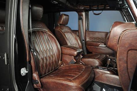 custom leather seats dallas starwood motors nighthawk wrangler is 100 offroad win