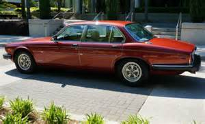 1986 Jaguar Xj6 Vanden Plas 1986 Jaguar Xj6 Vanden Plas Cranberry For Sale