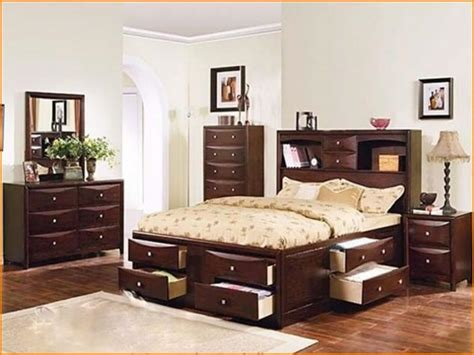 full bed bedroom sets white full size bedroom set dark brown wooden bed platform storage full size bedroom