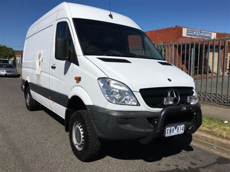 Mercedes Sprinter 4x4 For Sale Mercedes Sprinter 4x4 High Roof For Sale Used