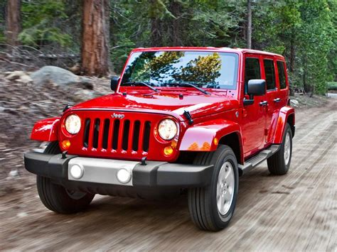 How Much Does A Jeep Rubicon Cost Jeep Wrangler Unlimited 2 8l 4p 2015