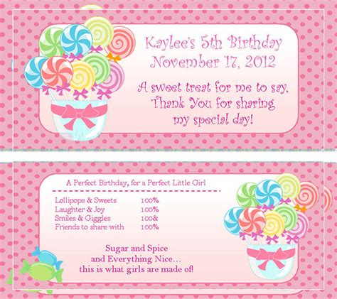 free birthday wrapper template 35 bar wrapper templates free word pdf psd eps