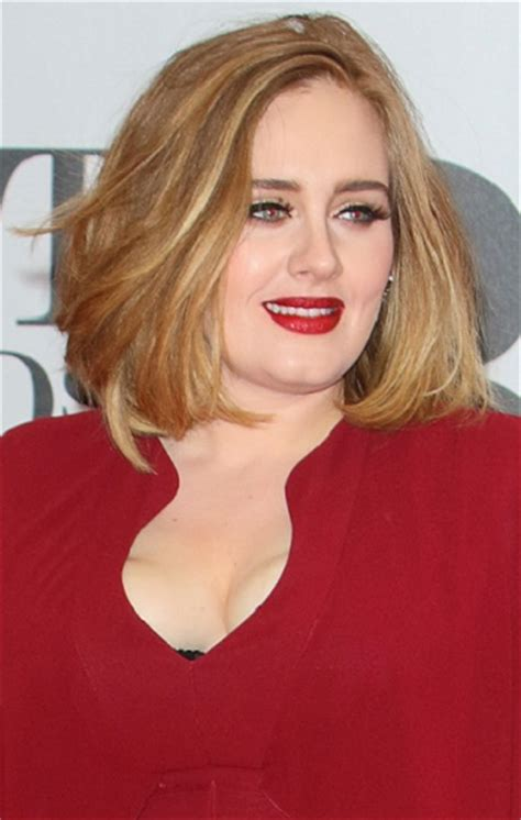 Adele Hairstyles by Medium Layered Haircut Black Hairstyle