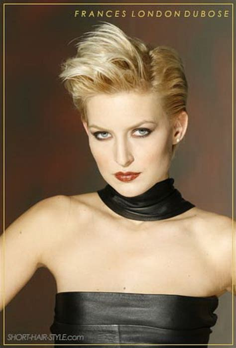 hairstyles for short hair in the 80 s 80s short hairstyles women