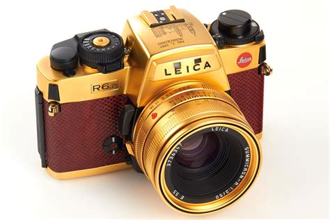 Hegner Hw416l Gold 1 leica limited editions