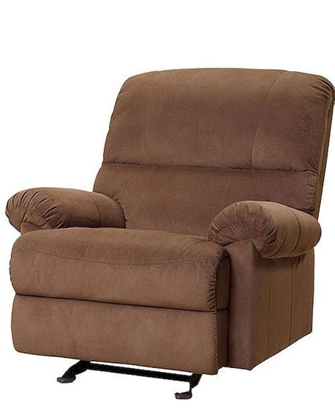 easton rocker recliner pri easton rocker recliner in chocolate pr ds 1098 007 083