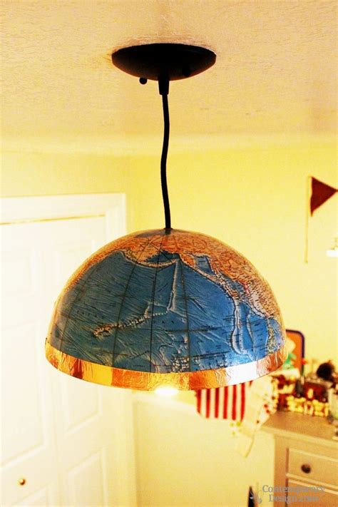 diy globe pendant light diy globe pendant light