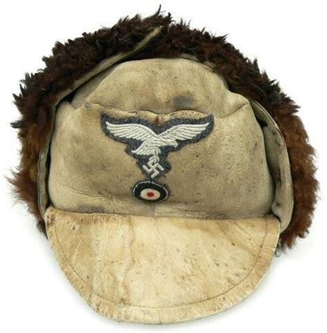 Winter Hat Wh 44 winter cap luftwaffe german uniforms