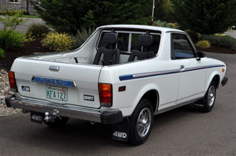 1993 subaru brat for sale 1993 subaru brat for sale 19212 bursary
