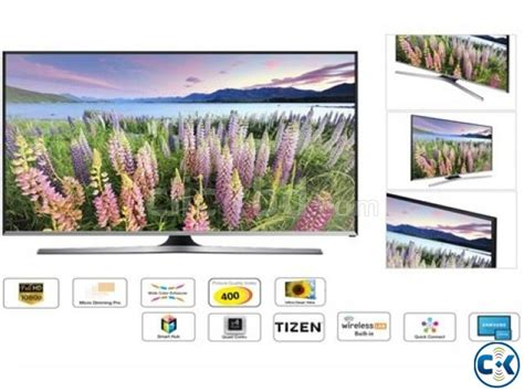 Samsung Led J5500 55 inch samsung j5500 hd smart led tv clickbd