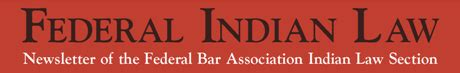 indian law section 506 federal indian law