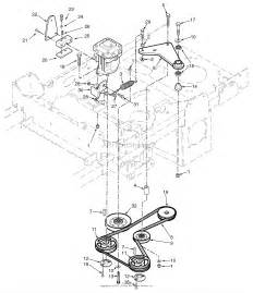 scag stc48v 19kai tiger cub s n c6000001 c6099999 parts diagram for drive system components