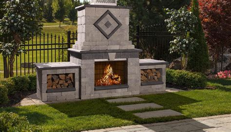 age manufacturing outdoor fireplaces new