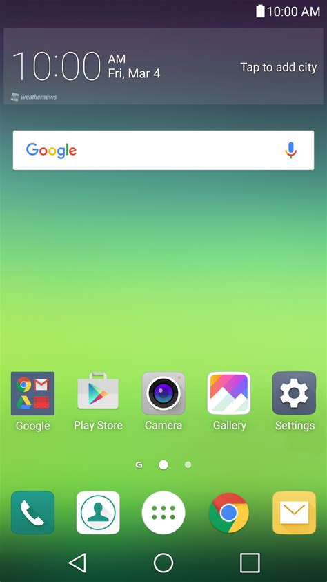 lg s home 4 0 launcher brings the app drawer back to the