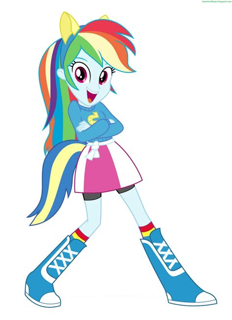 imagenes de equestria girl rockeras imprimir dibujos dibujos de personajes de equestria girls