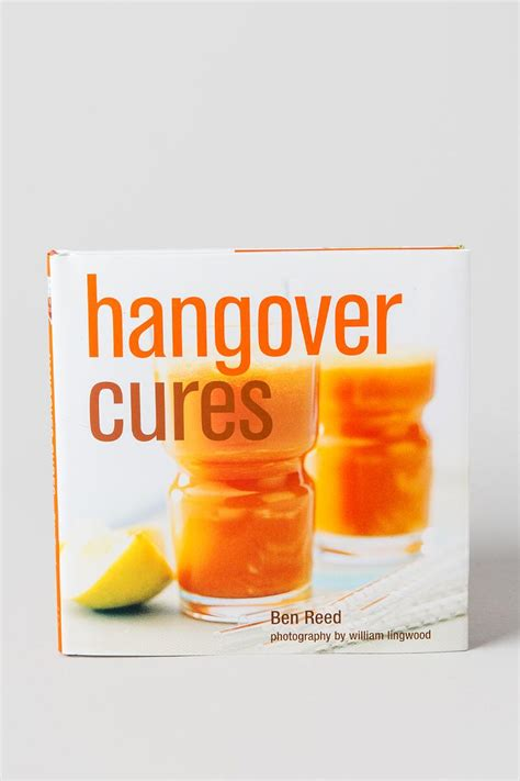 hangover cures by ben reed francesca s
