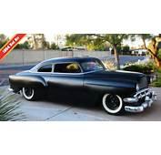 Kustomscom  1954 Chevy Bel Air Custom Chopped Shaved Slammed